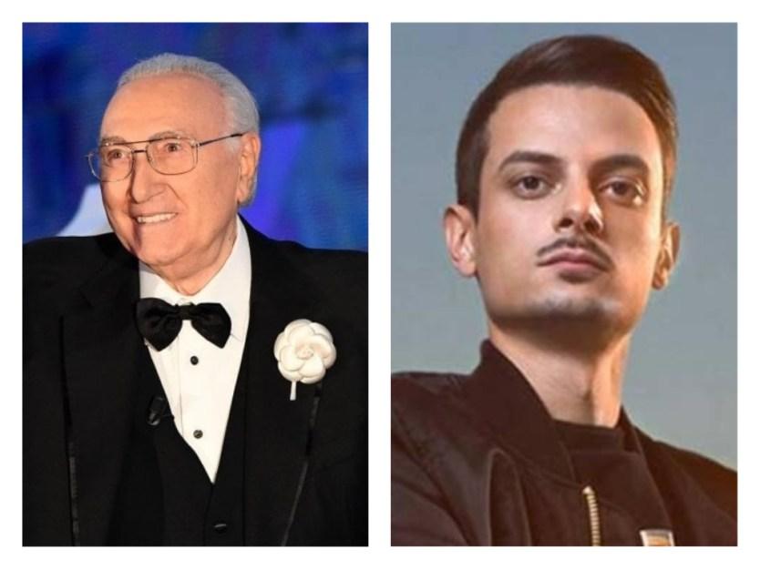 Fabio Rovazzi e Pippo Baudo conduttori di Sanremo Giovani?