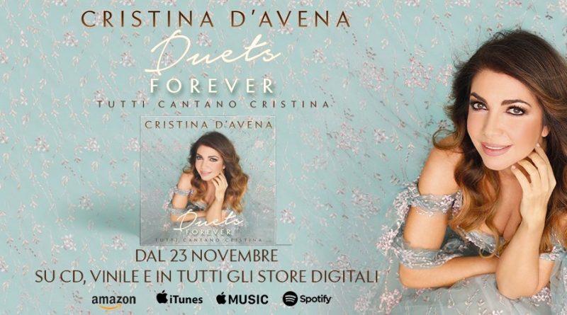 DUEST FOREVER di Cristina D'Avena