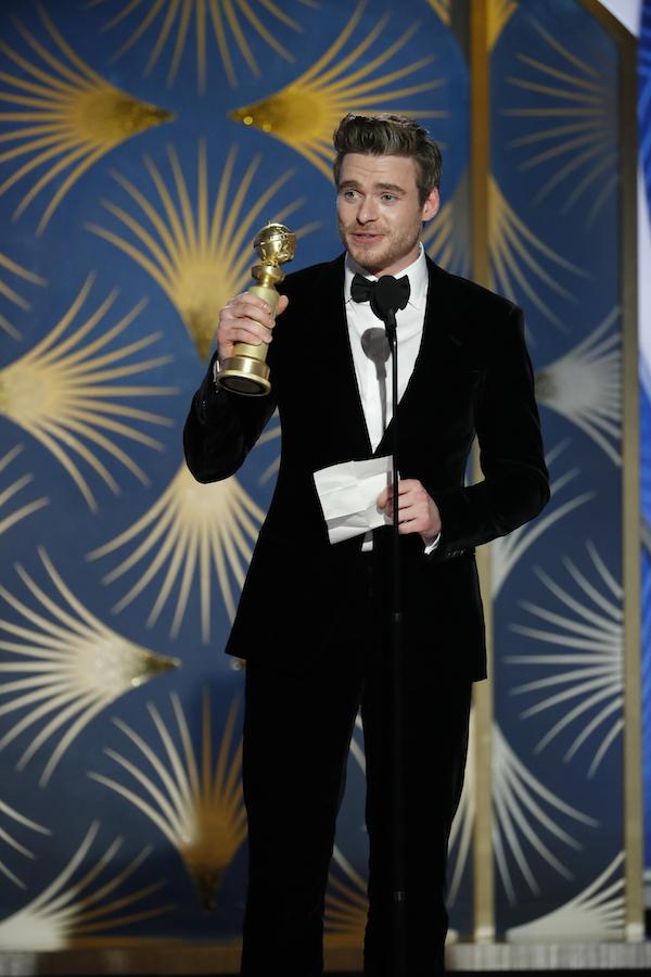 Richard Madden Golden Globe