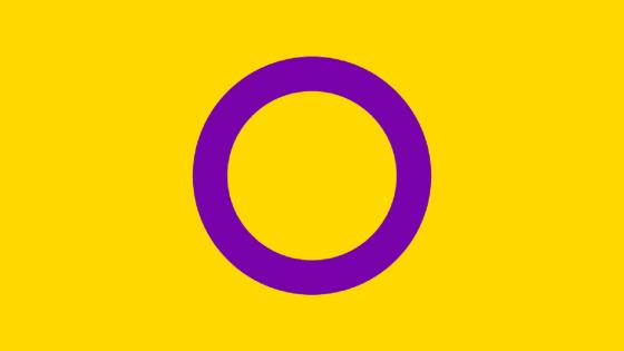 bandiera degli intersessuali