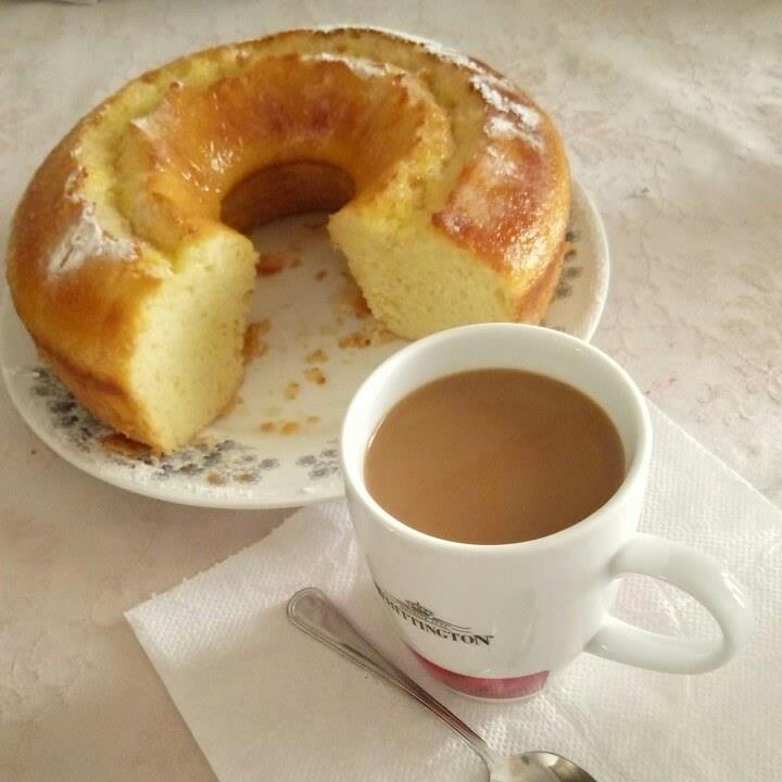 Ciambella per la colazione
