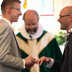 matrimonio gay in chiesa