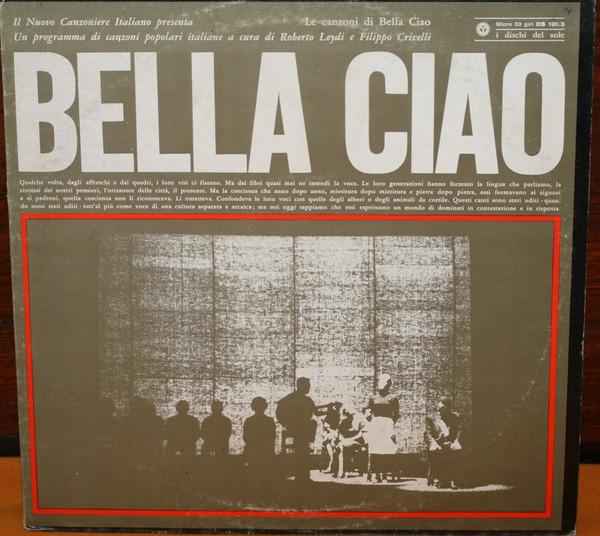 bella ciao canzoniere italiano