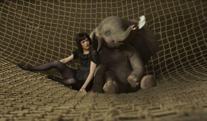 Eva Green in DUMBO