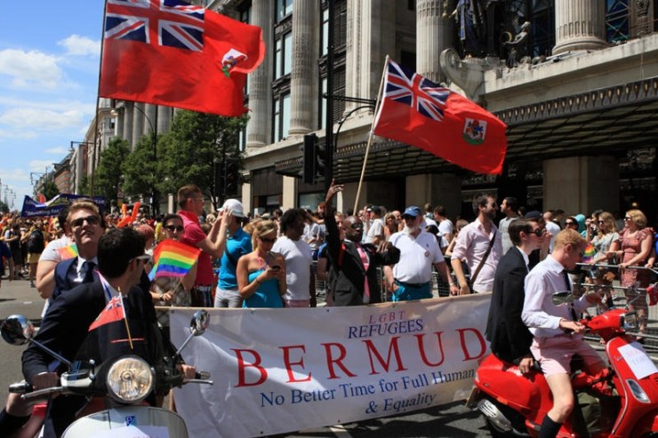 Bermuda Pride