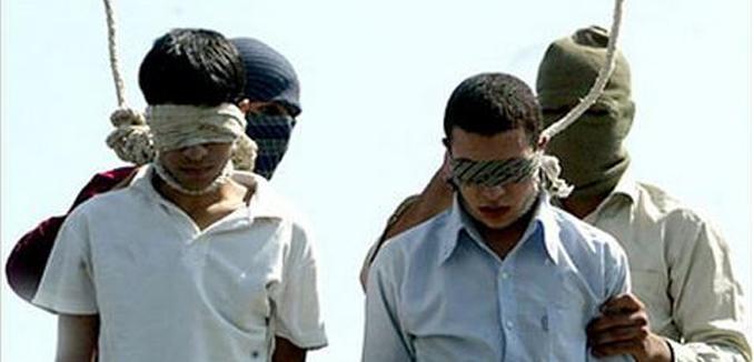 iran gay condanna a morte