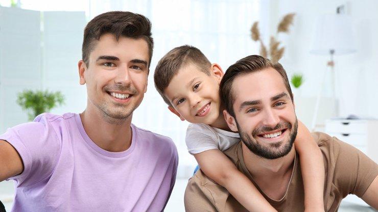 bibbiano famiglie gay