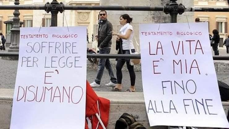 legge eutanasia italia