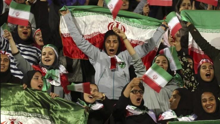 ingresso stadio donne iran