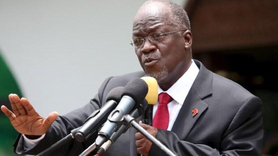 presidente tanzania
