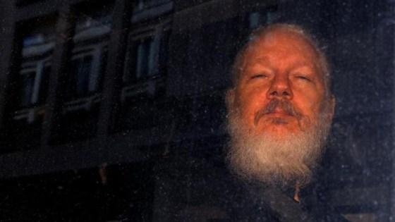 assange wikileaks
