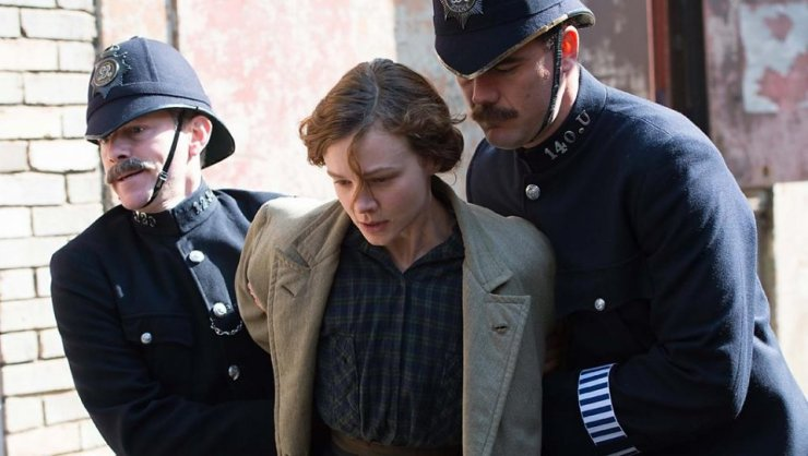 SUFFRAGETTE con Carey Mulligan