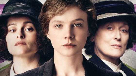 SUFFRAGETTE FILM 2015