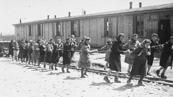 donne campi di concentramento