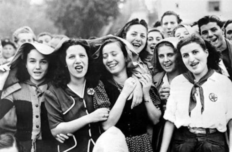 resistenza donne