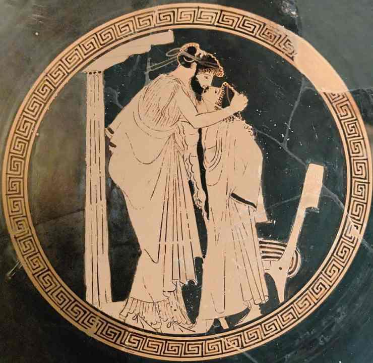 grecia omosessualità