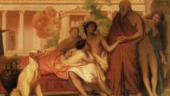 omosessualità grecia antica