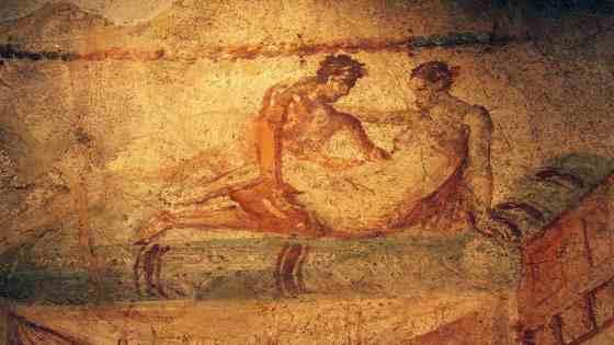 roma antica gay