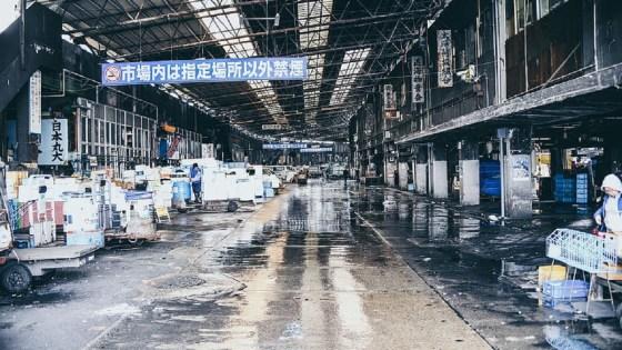 wet market cina
