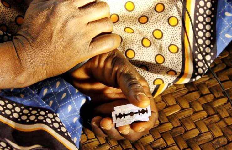 infibulazione africa