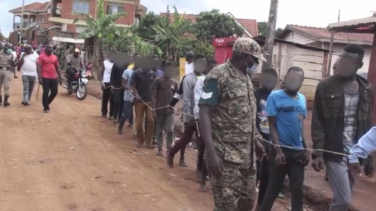 omosessualità uganda
