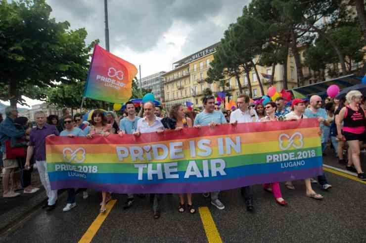 svizzera gay pride