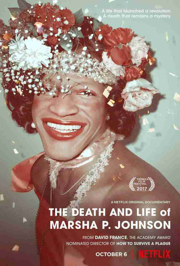 the death and life of marsha p johnson film