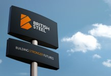 South African mining contract for British Steel