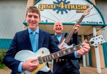 Revenues up at Gear4Music