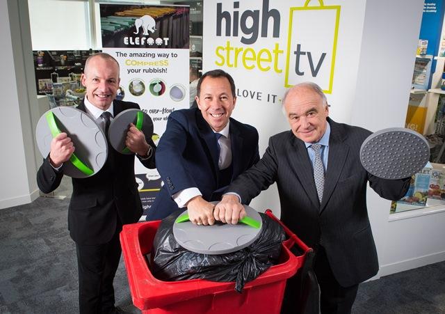 Yorkshire entrepreneur launches novel solution to rising litter issue