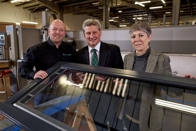 Sheffield door maker targets £5m turnover