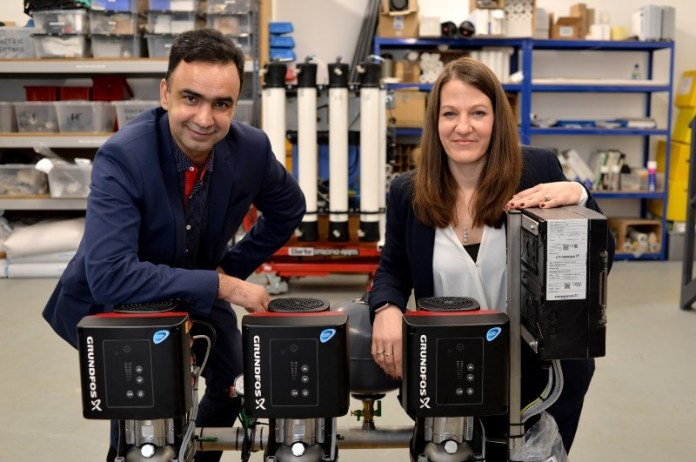 Water products maker excels with LEP cash