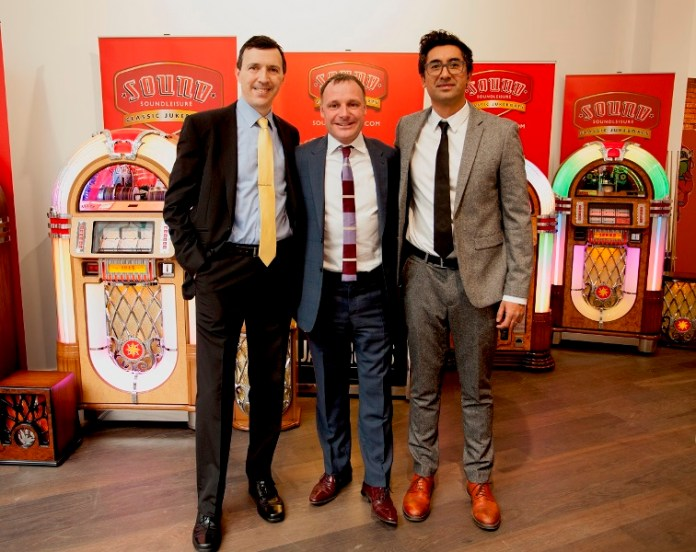 World's only vinyl jukebox maker celebrates 40 years with Leeds pop-up