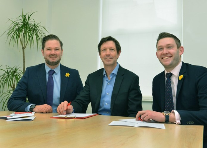Accountancy firm strengthens Lincoln office with new directors