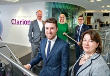 Clarion strengthens property team with appointment duo