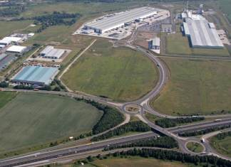 Planning submitted for Goole access road to Capitol Park