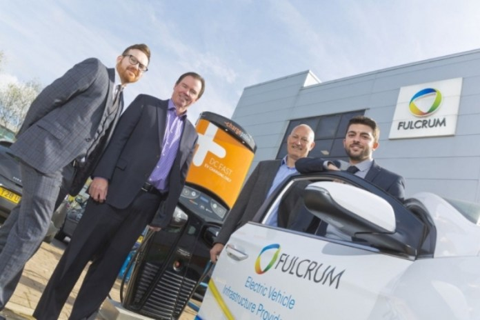 Fulcrum to progress UK's EV infrastructure with ChargePoint partnership