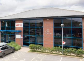 Healthtech manufacturer opens Sheffield office