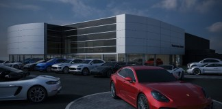 Expansion begins on Porsche Centre Sheffield