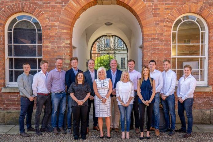 New hires at Newby as developer sees accelerated growth