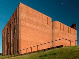 Yorkshire bricks play key role in restoration of iconic church