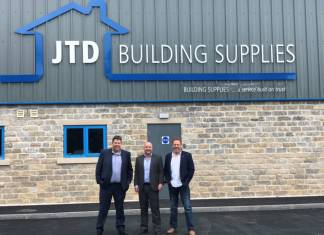 JTD Building Supplies opens £1.4m store in Huddersfield