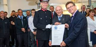 Second Queen's Award for Leeds med tech company