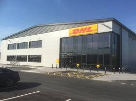 DHL's bespoke logistics facility launches at Ozone Business Park