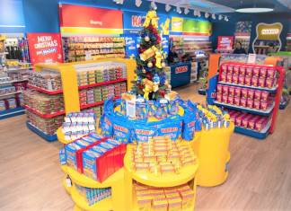 Leeds architect oversees delivery of Haribo's York store