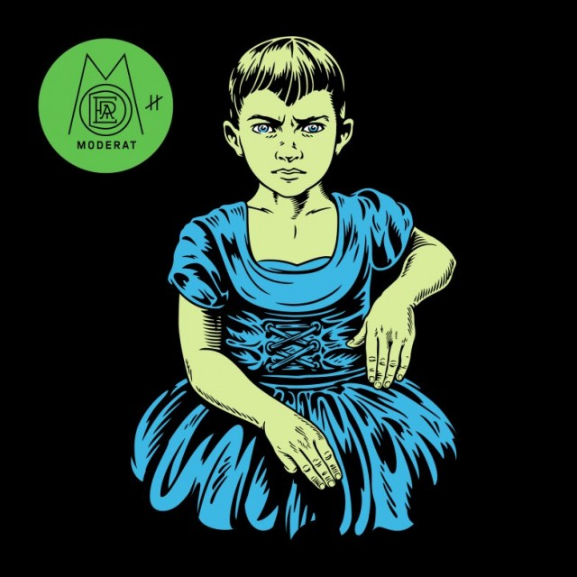 Moderat III_Cover_Digital, presskit