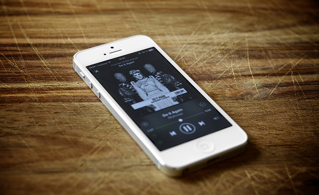 Spotify, Party Mode, Silvester, Streaming, Musik