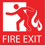 Fire Exit - Emergency