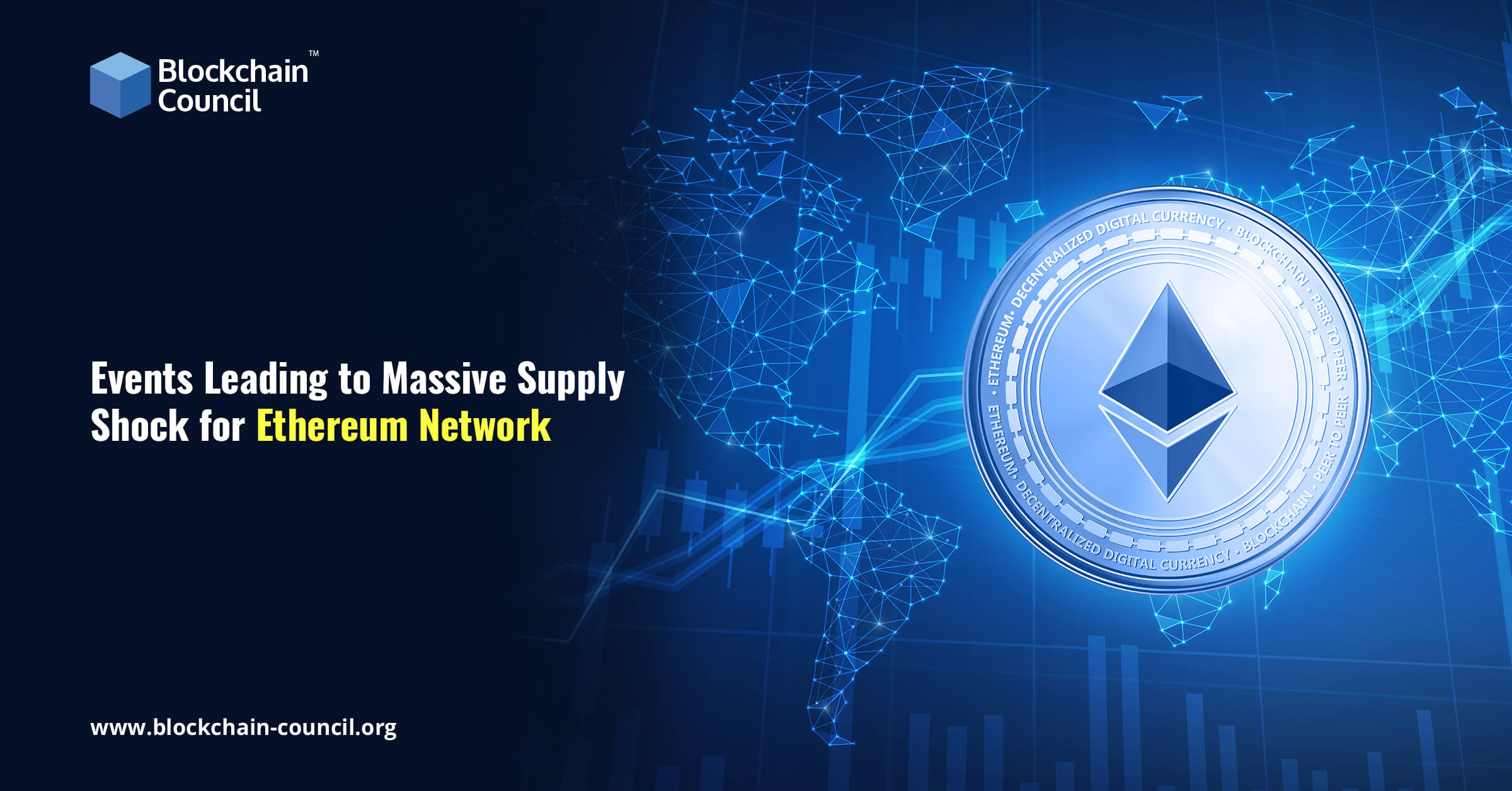 Events Leading to Massive Supply Shock for Ethereum Network