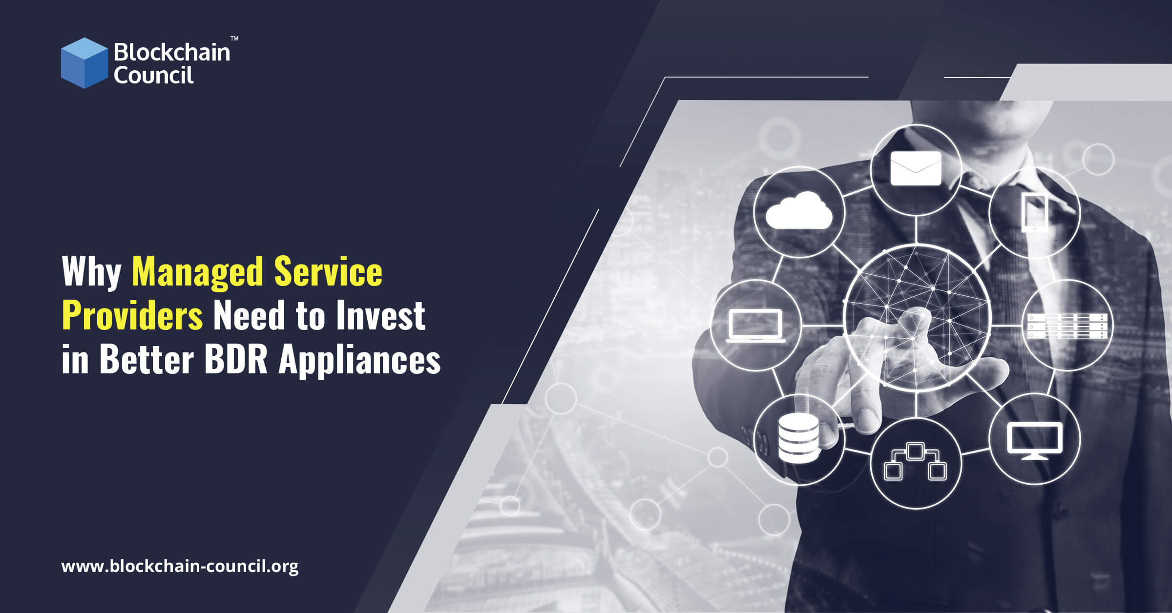 Why Managed Service Providers Need to Invest in Better BDR Appliances 1